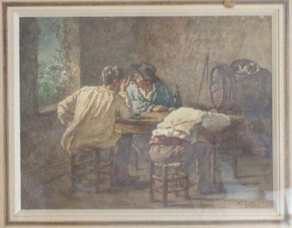 Armand Désiré Gautier (Lille 1825 - Paris 1894)