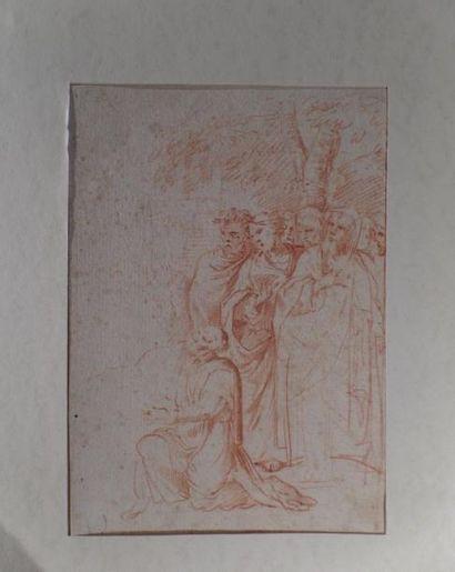Entourage de Salvatore ROSA (Arenella 1615 - Rome 1673)