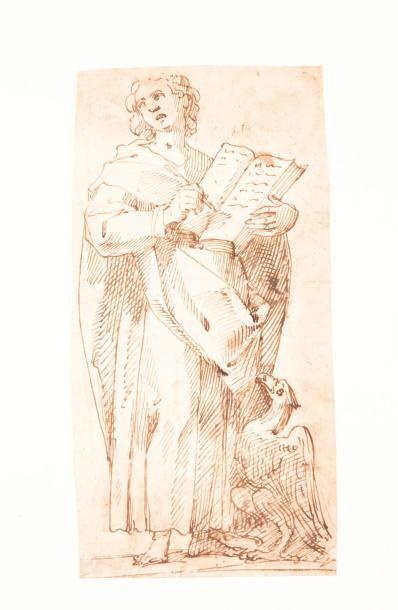 École ITALIENNE vers 1600