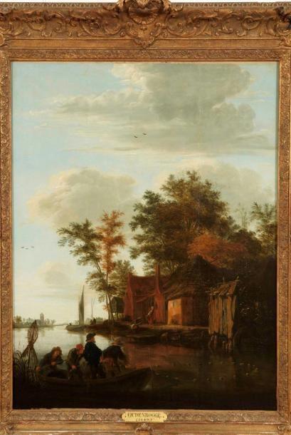 Johgannes Dircksz van OUDENROGGE (Leyde 1622 - Haarlem 1653)