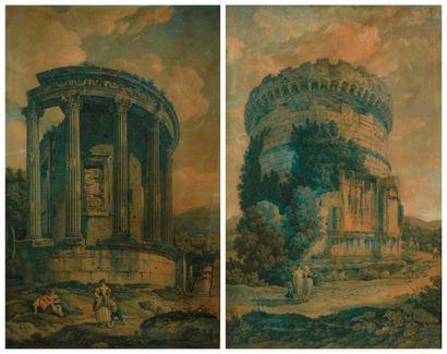 Franz KAISERMANN (Yverdon-les-Bains 1765 - Rome 1833)