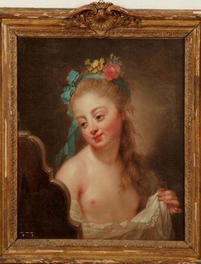 ATTRIBUÉ À JOHANN ERNST HEINSIUS (1740 - 1812)