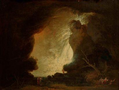 Attribué à Jean Antoine CONSTANTIN d'AIX (1756 - 1844)