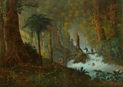 H.G 1824, suiveur du Comte de CLARAC