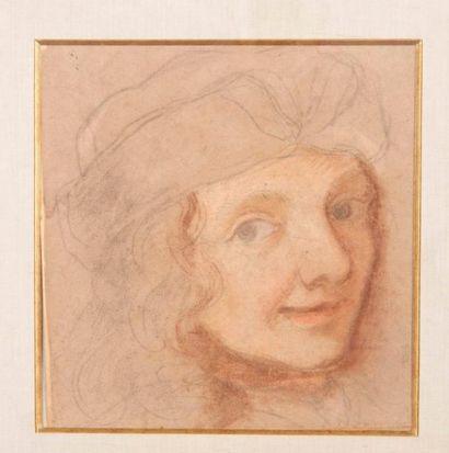 Attribué à CHARLES LE BRUN (Paris 1619 - 1690)