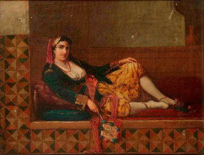 Jan Baptist HUYSMANS (Anvers 1826 - ?)