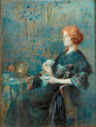 Louise Laure BEAUFEREY (Active à Paris au XIXème siècle)