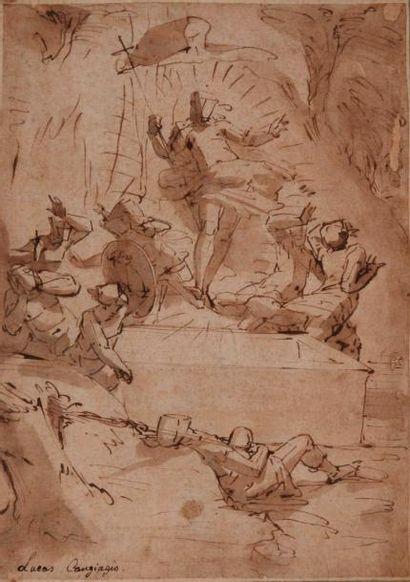 LUCA CAMBIASO (MONEGLIA 1527 - MADRID 1585)