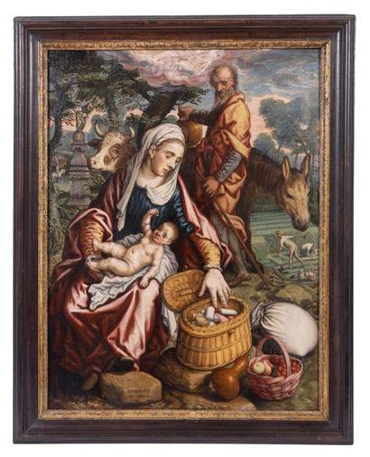 Attribué à Pieter AERTSEN (1507-8 - 1575)