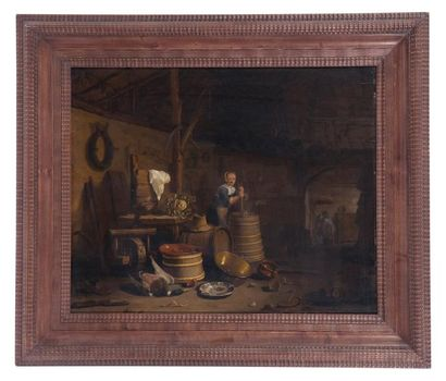 Egbert van der POEL (1621 - 1664)
