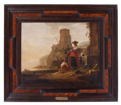 Thomas WYCK (1616 - 1677)