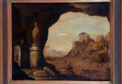 Attribué à Abraham van CUYLENBURG (1624-1658)