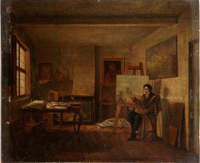 Pierre François DE NOTER (Waelhem 1779 - Gand 1842)