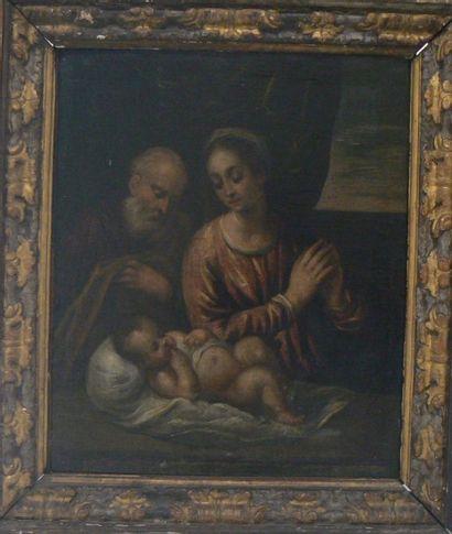 Attribué à Ipolito SCARCELLA dit SCARSELINO (1512-1620)
