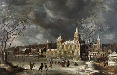 Jan Abraham BEERSTRATEN (1622-1666)