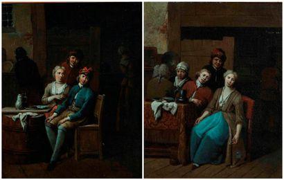 Jean-Baptiste LAMBRECHT (1680 - 1731)