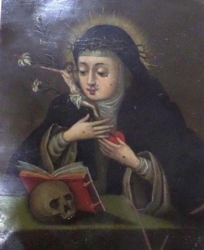 École française (?) du XVIIe siècle