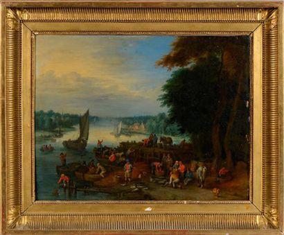 Theobald MICHAU (Tournai 1676 - Anvers 1765)