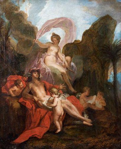 Attribué à Nicolas BERTIN ( 1668 - 1736)