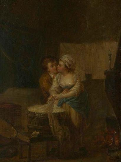 Attribué à Jacques Albert SENAVE (1758 - 1829)