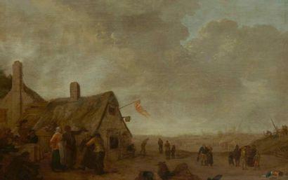 Attribué à Pieter de BLOOT (1601 - 1658)