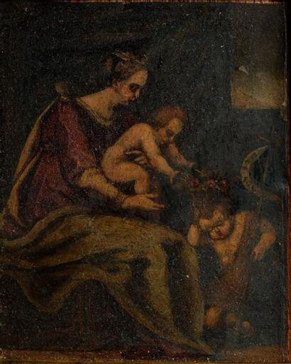 École italienne du XVIIIe siècle (?)