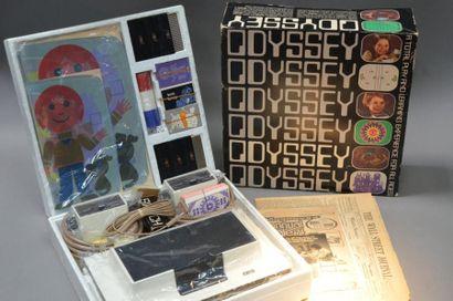 Magnavox Odyssey (USA, 1974): Superbe exemplaire...