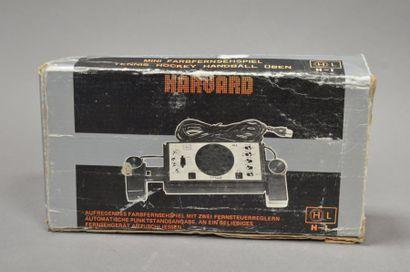Mini TV game Harvard H-1 en boite (Allem...