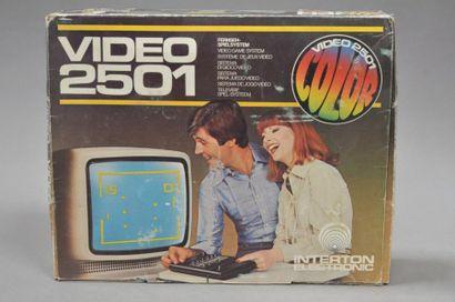Interton Electronic VIDEO 2501 Video Color...