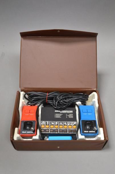 IDEAL Computer TELE Match cassette 2 en petite...