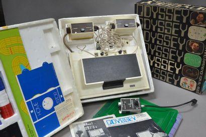 Magnavox Odyssey (export pour l'Allemagne,...