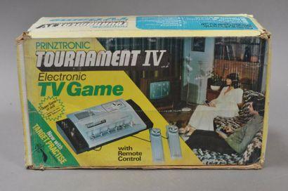 Prinztronic Tournament IV Electronic TV Game...