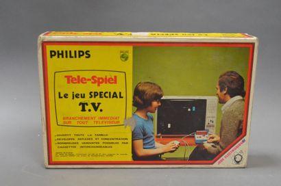 Philips Tele-Spiel ES 2201 le jeu special...