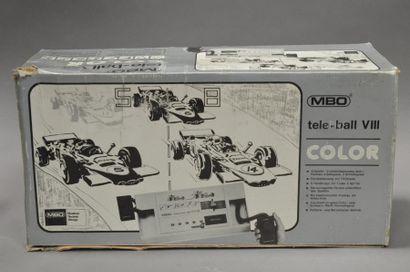 MBO Tele-ball VIII Color MBO-Bestell-nr 0443...
