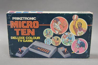Prinztronic Micro Ten - Deluxe Colour TV...