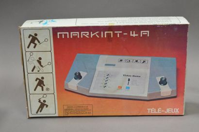 Markint-4A Télé-jeux En boite, neuf d'époque...