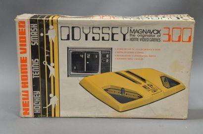 Magnavox Odyssey 300 (n° 13383161, 11/08/1976):...