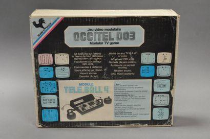 Occitel 003 modular TV game - TEKE.BALL 4...