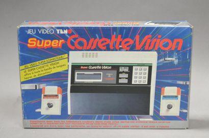 YENO Super Cassette vision en boite complet...