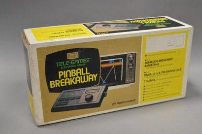 Sears Telegames Pinball Breakaway En boite...