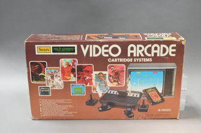 Sears / Atari: Video Arcade version Bois...