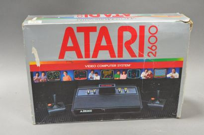 ATARI 2600 Console complète en boite - version...