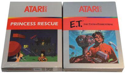 Princess Rescue + ET l'extra-Terrestre Pour...