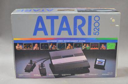 Atari 5200 en boite complète avec tous ses...