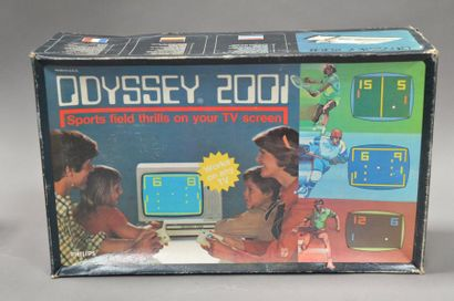 Philips Odyssey 2001 en boite avec secteur...