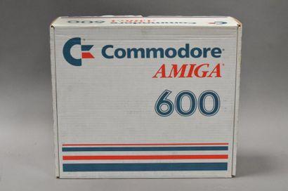 Commodore Amiga 600 en boite complet avec...