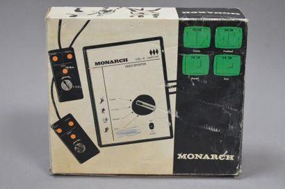 Monarch Video Sporter GXL-4 (PONG ) - 1978...