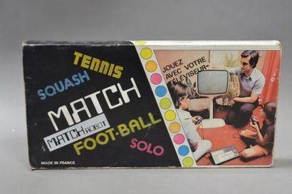 PONG Match Robot - 1977 made in France en...