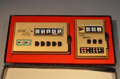 WACO Electro-Matic draw poker / Slot-Machine...
