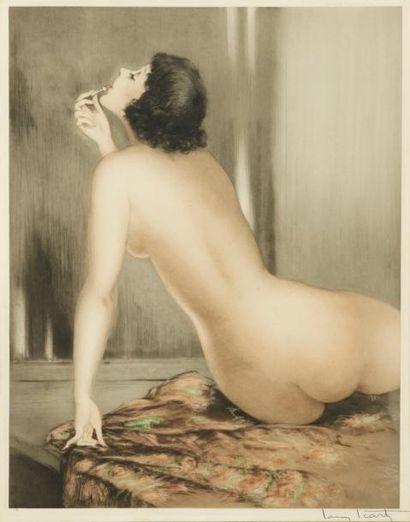Louis ICART (1888 - 1950)